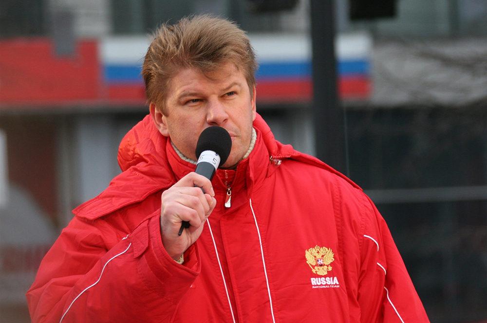 Дмитрий Губерниев. Фото с сайта www.aif.ru