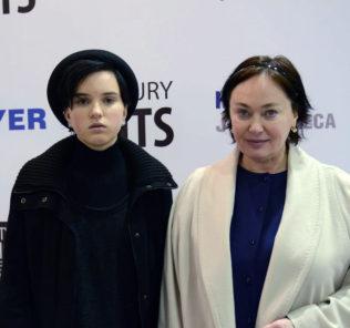 Лариса Гузеева и дочь Ольга. Фото с сайта www.livestory.com.ua