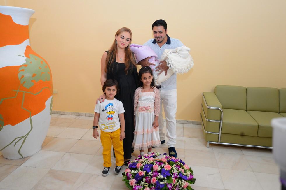 Александр Бердников с семьей. Фото с сайта life.ru