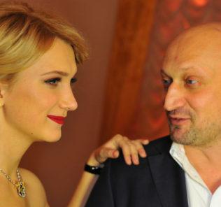 Мария Порошина и Гоша Куценко. Фото с сайта blog.7ya.ru
