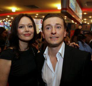 Анна Матисон и Сергей Безруков. Фото с сайта chameleon.fm