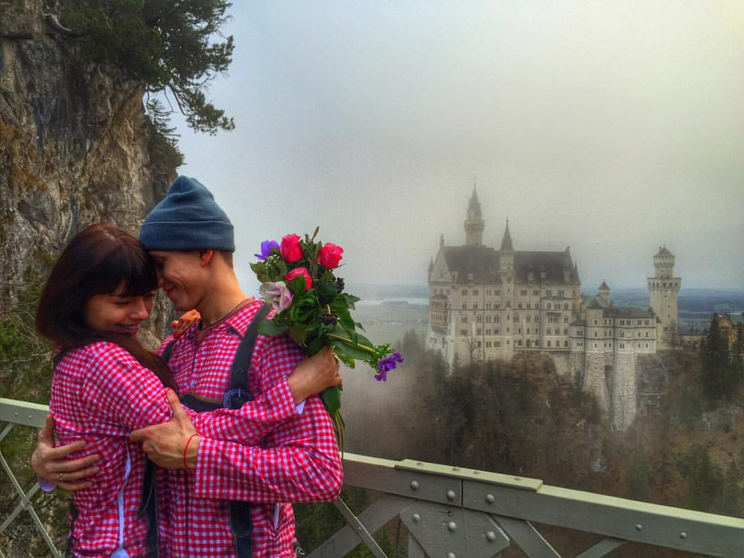 Нелли Ермолаева показала трогательное фото мужа и новорожденного сына