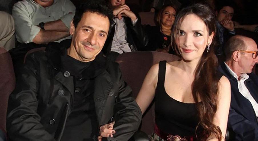 Наталья Орейро и Рикардо Мольо. Фото с сайта nastroenie.tv