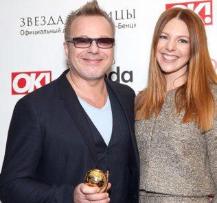 Владимир Пресняков и Наталья Подольская. Фото с сайта www.nataliapodolskaya.ru