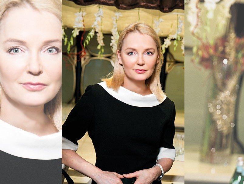 Лариса Вербицкая. Фото с сайта posta-magazine.ru