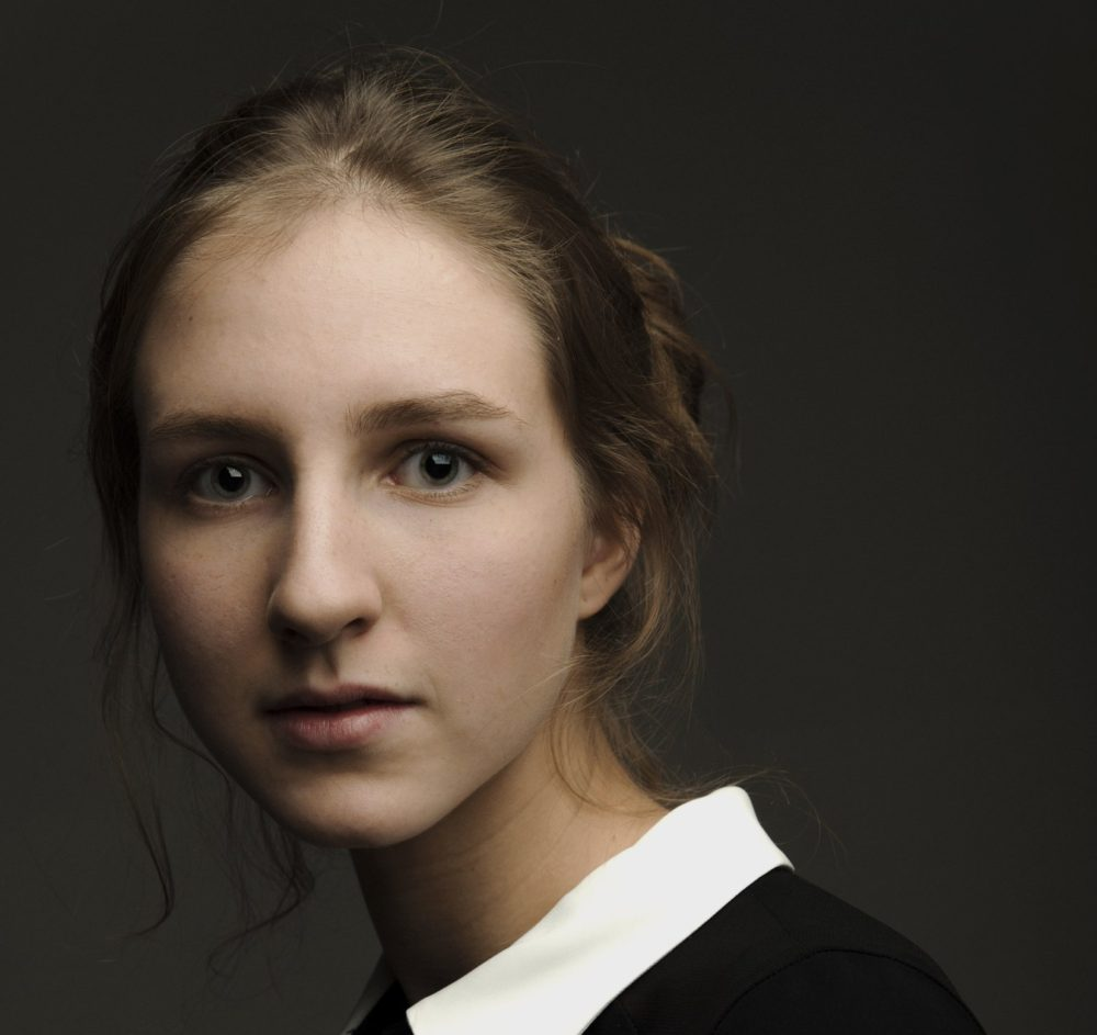 Полина Виторган. Фото с сайта www.woman.ru