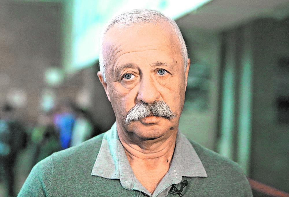 Леонид Якубович. Фото с сайта prozvezd.info