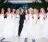 Наталья Подольская, Вера Брежнева, Нюша и другие звезды примерили свадебные платья