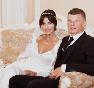 Алиса Казьмина и Андрей Аршавин. Фото с сайта www.metronews.ru