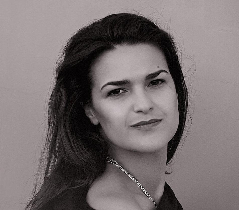 Виктория Райдос. Фото с сайта viktoriaraidos.ru