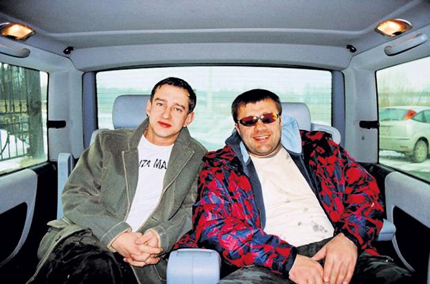 Дружба с Михаилом ПОРЕЧЕНКОВЫМ продолжается со студенческой скамьи