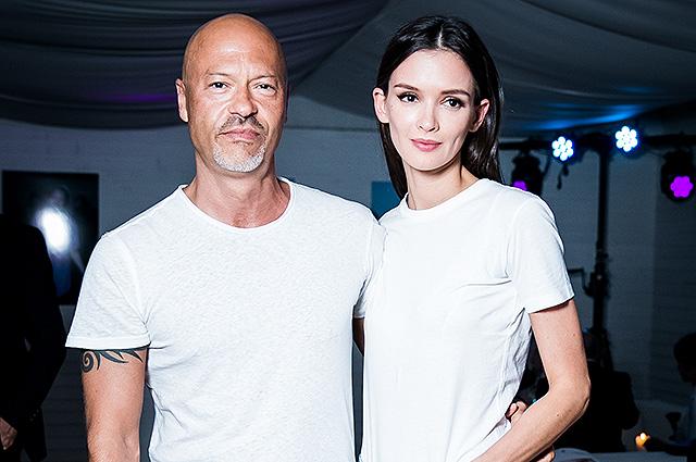 Невеста Федора Бондарчука украсила первую страницу журнала