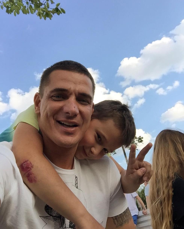 Сын Омарова снялся в рекламе Nesquik