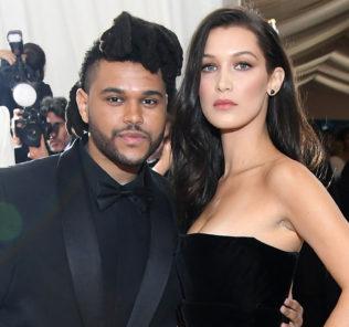 Белла Хадид и The Weeknd расстались друзьями