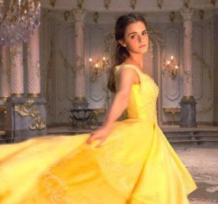 ФОТО: Эмма Уотсон предстала в образе Белль из «Красавицы и Чудовище»