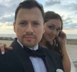 Андрей Гайдулян и Диана Очилова из сериала «Саша Таня» поженились
