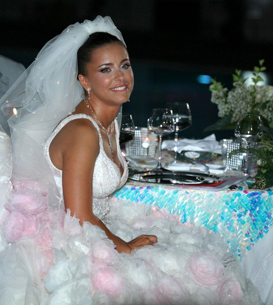 Фото свадьбы певицы зары