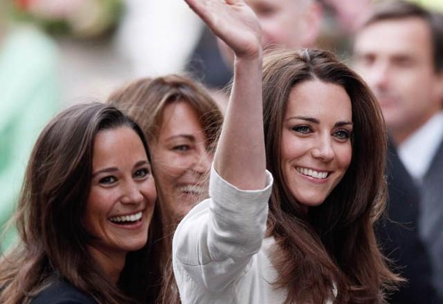 Кейт Миддлтон не будет подругой невесты на свадьбе сестры
