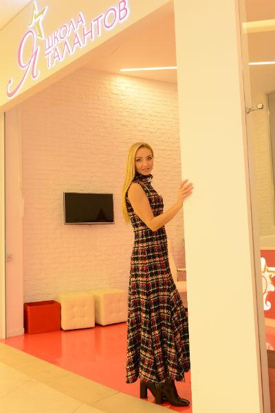 Татьяна Навка открыла школу детских талантов «Я»