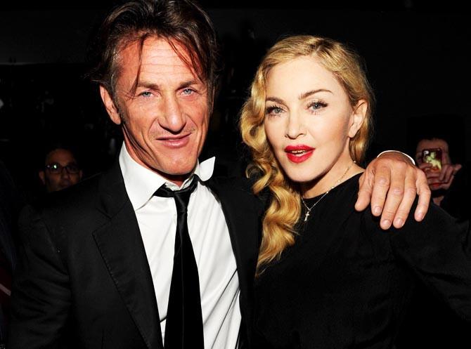 Видео: Шон Пенн готов заплатить Мадонне за примирение