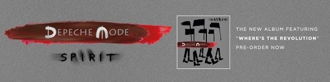 Новый клип легендарных Depeche Mode взрывает интернет! (Видео)