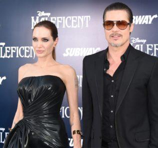 Бред Пит и Анджелина Джоли или борьба за алименты