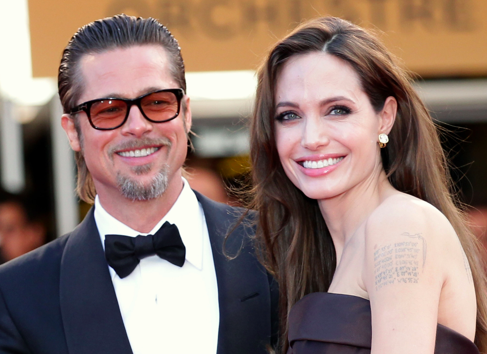 Анджелина Джоли простила Бреда Пита?