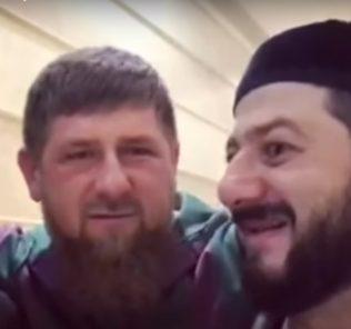 Кадыров и Галустян смеются над НАТО