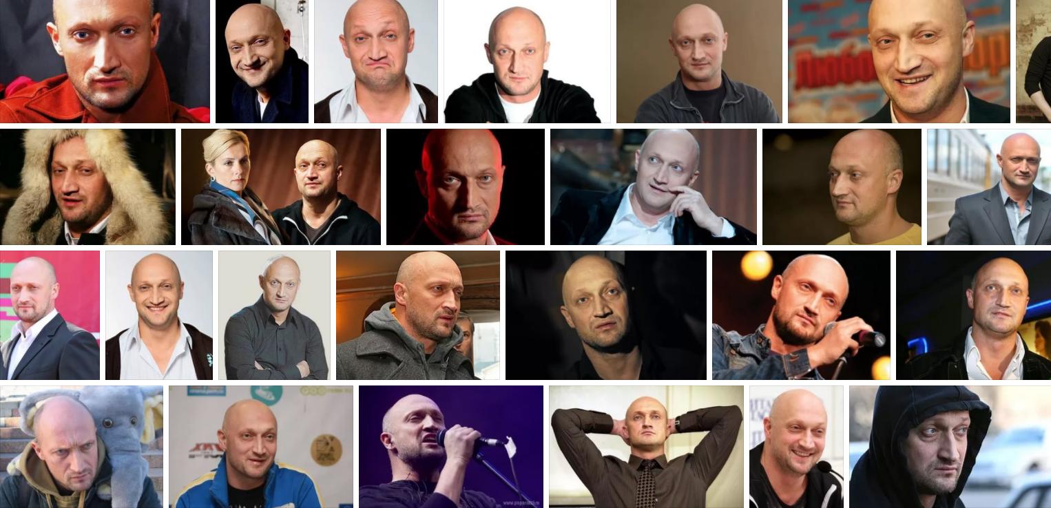 Гоша Куценко – талант или ... ?