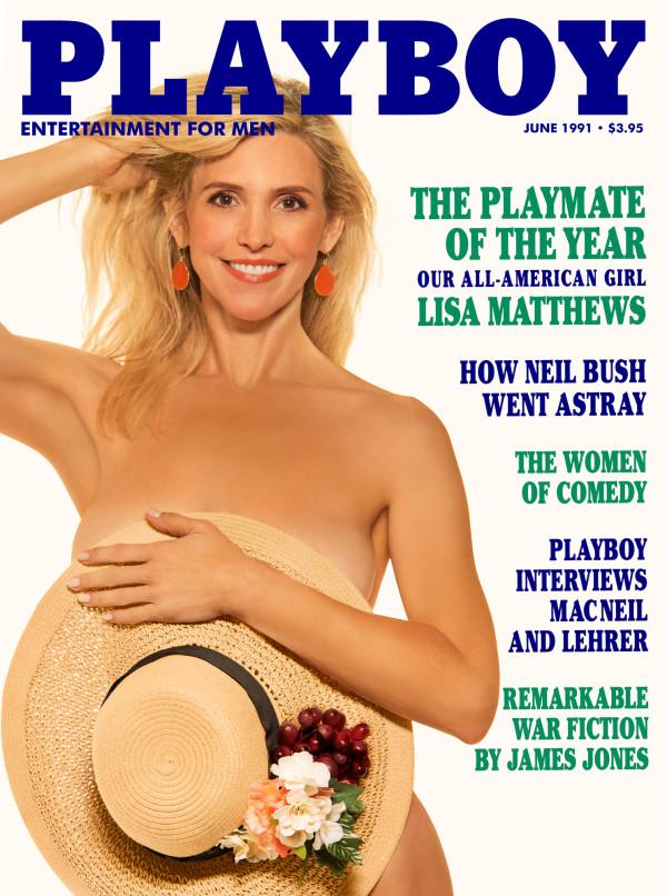 Звезды Playboy снова в строю, спустя много лет