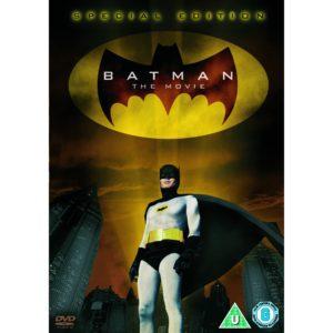 Не стало одиного из первых актеров, кто сыграл Бэтмена