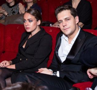Тарасова и Бикович больше не скрывают своих отношений