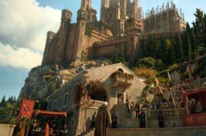 «Игра престолов» идёт на Москву. Дома Вестероса встретятся в Парке Победы