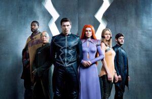 """Marvel показали первый трейлер своего нового сериала """"Сверхлюди"""""""