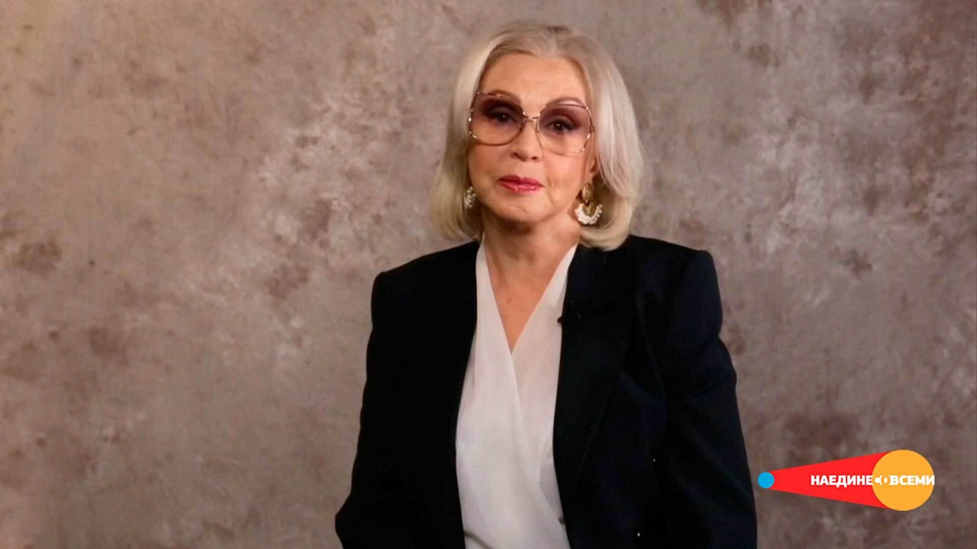 Валентина Титова рассказала о жизни с Владимиром Басовым