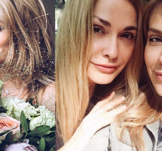 Дочь Ольги Сумской родила первенца