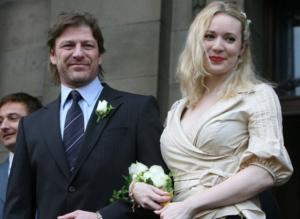Шон Бин женился в пятый раз