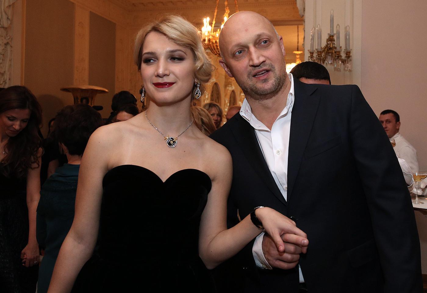 Гоша Куценко пожаловался на страничку бывшей супруги Марии Порошиной