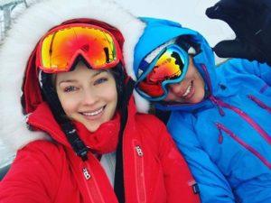Звёзды на лыжах