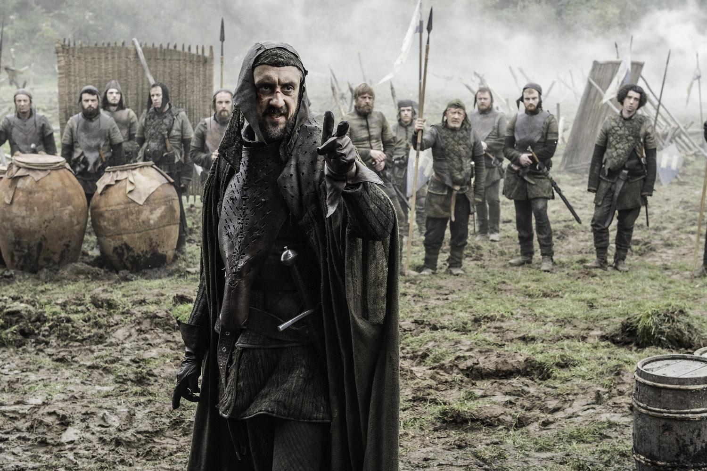 Пираты выложили в интернет 6 серию 7 сезона Игры престолов