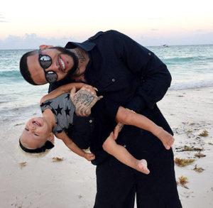 Тимати будет проводить с дочерью больше времени
