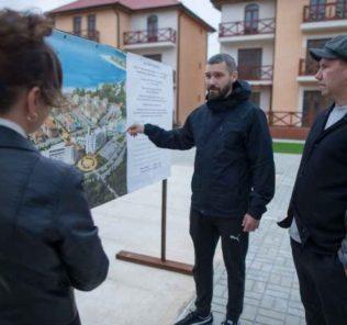 Владимир Крестовский из «Uma2rman» присматривает жилье в Крыму