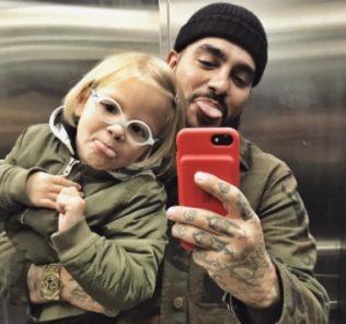 3-летняя дочь Тимати стала звездой его клипа