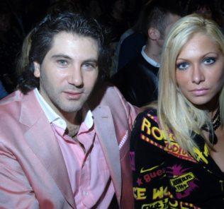 Громкий скандал: Авраам Руссо и его красавица-жена разводятся