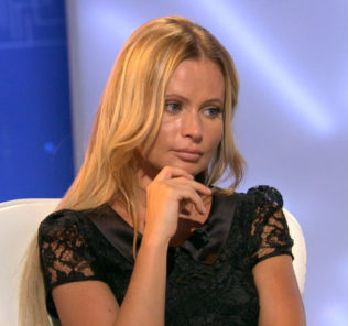 Бывший муж Даны Борисовой требует алименты