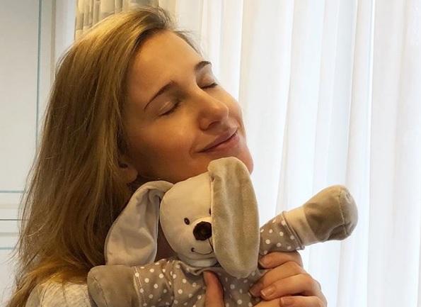 Юлия Ковальчук показала комнату дочери