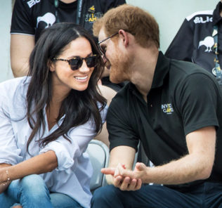 Официально: Принц Гарри женится на Меган Маркл