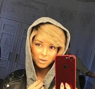 Нюша стала блондинкой