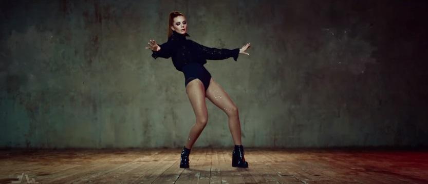 Наталья Подольская представила танцевальный видеоклип
