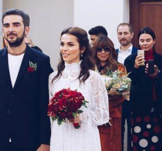 Эксклюзив: в сети появились новые кадры со свадьбы Сати Казановой